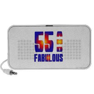 55 And Fabulous Speaker
