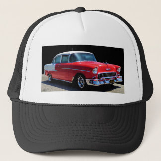 '55 CHEVY BEL AIR TRUCKER HAT