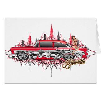 55 chevy car.jpg card