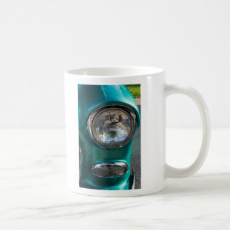 55 Chevy Headlight Coffee Mug