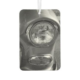 55 Chevy Headlight Grayscale