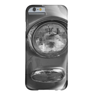 55 Chevy Headlight Grayscale Barely There iPhone 6 Case