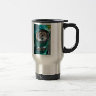 55 Chevy Headlight Travel Mug