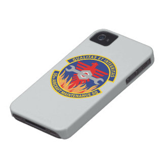 55th Aircraft Maintenance Squadron iPhone 4 Case-Mate Cases