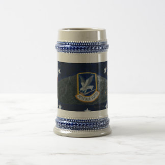 55TH SECURITY FORCES, OFFUTT AIR FORCE BASE... 18 OZ BEER STEIN