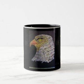 55TH, SECURITY FORCES, OFFUTT AIR FORCE BASE Two-Tone MUG