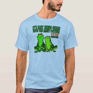 55th Wedding Anniversary Gifts T-Shirt