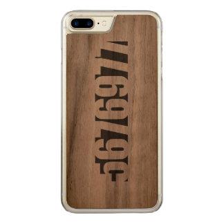 5676977 CARVED iPhone 8 PLUS/7 PLUS CASE