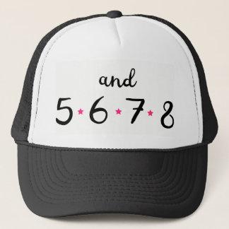 5678 Dance Hat