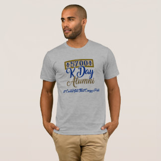 5700 Kennedy Alumni - Grey T-Shirt