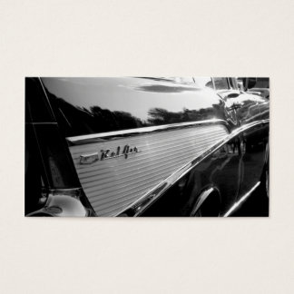 57 Chevy Bel Air Business Card