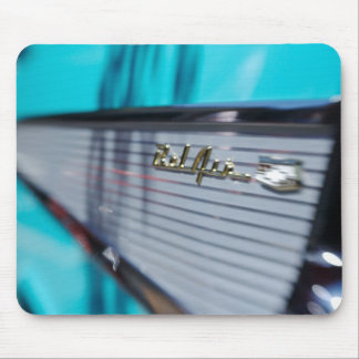 57 Chevy Tailfin Mouse Pad