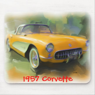 57' Corvette Mouse Pad