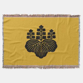 57 paulownia throw blanket