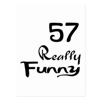 57 Really Funny Birthday Designs Postcard