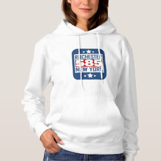 585 Rochester NY Area Code Hoodie