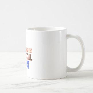 58th birthday design coffee mug