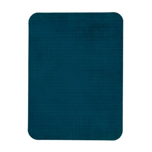 592_navy-grid-paper NAVY BLUE GRID PAPER TEXTURE B Vinyl Magnet