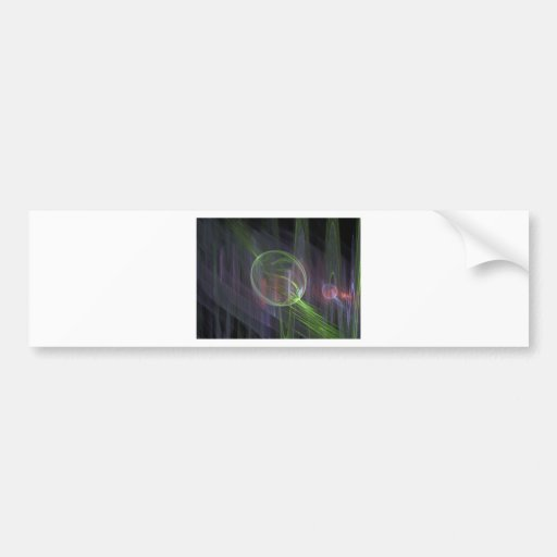 59 1 fractal bumper sticker