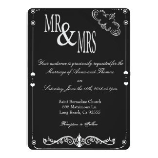 "5.5 x 6.5 Invitation 5.5"" X 7.5"" Invitation Card"