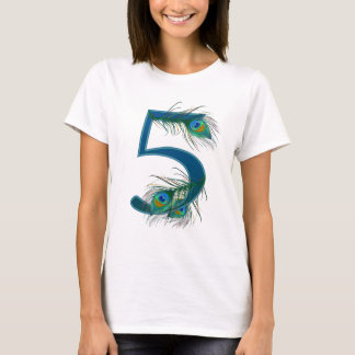 5 / 5th / 5th Anniversary / number 5 T-Shirt