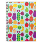 5 A Day Fruit & Vegetables Notebook