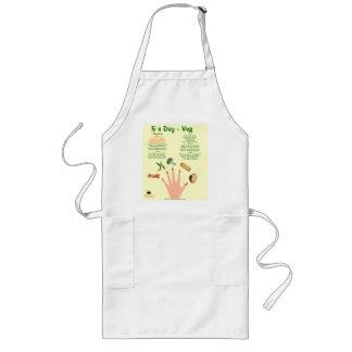 5 a day Veg apron