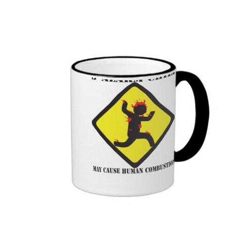 5 Alarm Chili Glass Mug