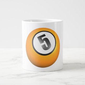 5 Ball Jumbo Mug
