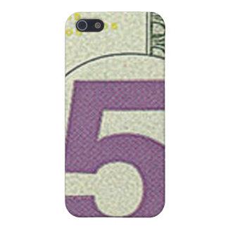 5 Dollar Bill iPhone 4 Case