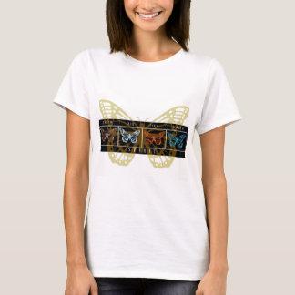 5 Elements Butterflies T-Shirt