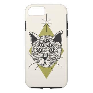 5-Eyed Cat iPhone 6 Case