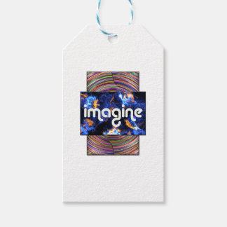 5 imagine gift tags