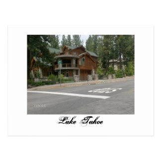 5, Lake Tahoe Post Cards