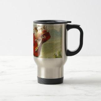 5 Little Pigs: It Cried Wee Wee Coffee Mugs