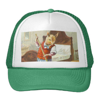 5 Little Pigs: The Home Pig Hat