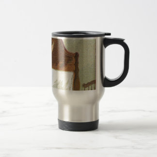 5 Little Pigs: The Home Pig Coffee Mugs