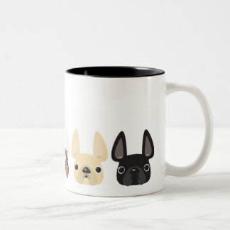 5 More Little Frenchies Mug