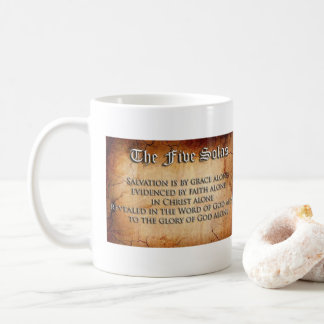 5 Solas Coffee Mug