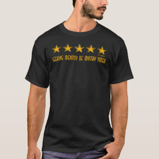 5 Star 2 votes T-Shirt