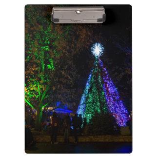 5 Story Sdc Tree Night Clipboard