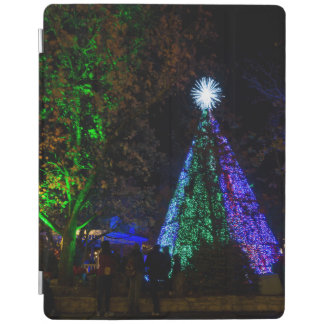 5 Story Sdc Tree Night iPad Cover