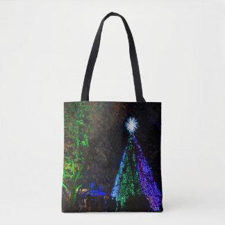 5 Story Sdc Tree Night Tote Bag