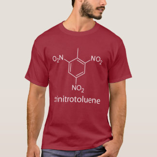 5. TNT It's Dynamite!  also, trinitrotoluene. T-Shirt