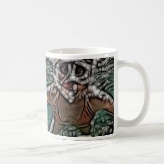 5 - Web Crawler Basic White Mug