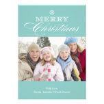 5 x 7 Merry Christmas | Photo Christmas Card
