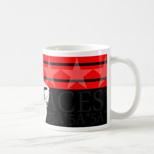 5A Viva Revolution Flag mug