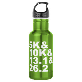 5K&10K&13.1&26.2 (wht) 532 Ml Water Bottle