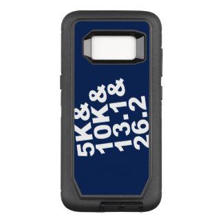 5K&10K&13.1&26.2 (wht) OtterBox Defender Samsung Galaxy S8 Case