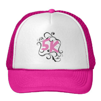 5k Runner or Walker Hats